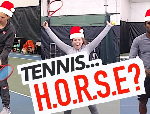 A Game of… Tennis HORSE??