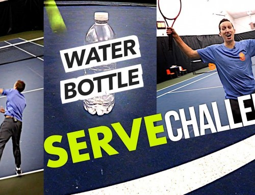 Water Bottle SERVE Challenge?