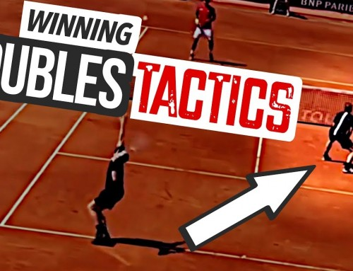 WINNING Doubles Tactics – strategy tennis lesson