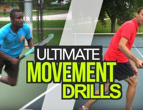 ULTIMATE Movement drills w/Jeff Salzenstein – tennis lesson