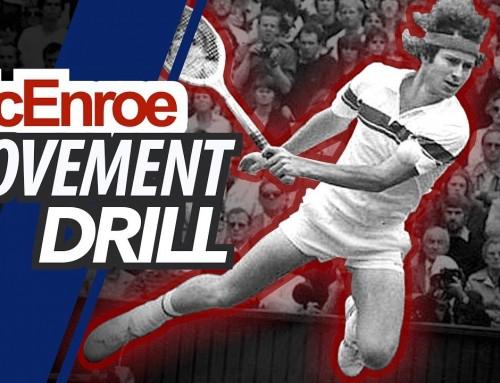 McEnroe MOVEMENT Drill (w/Jeff Salzenstein)