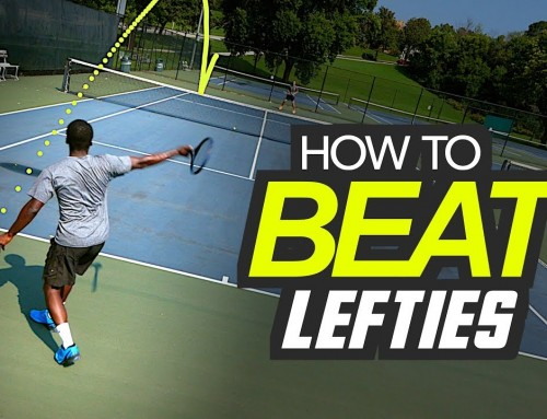 How to BEAT Lefties! (strategy and tactics)