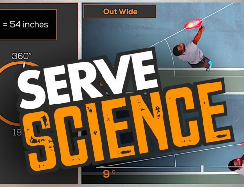 Tennis Science – Serve ACCURACY and CONSISTENCY