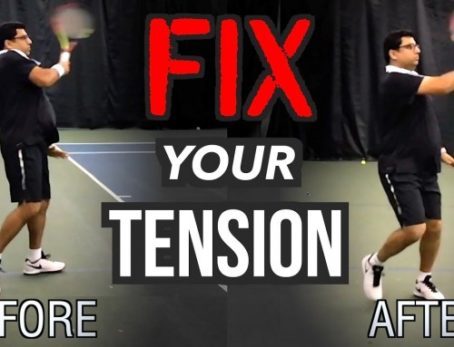 How to: FIX tension for more POWER (forehand & backhand)
