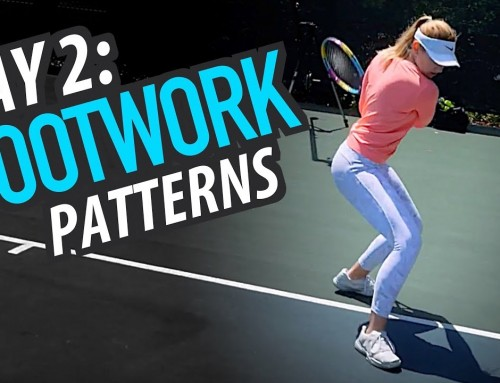 5 Days to Your BEST Backhand EVER – Day 2: Footwork Patterns