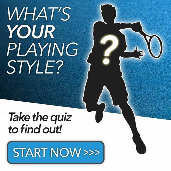Tennis Game Style Quiz