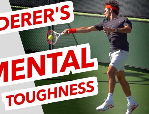 Federer's 7 KEYS for Mental Toughness