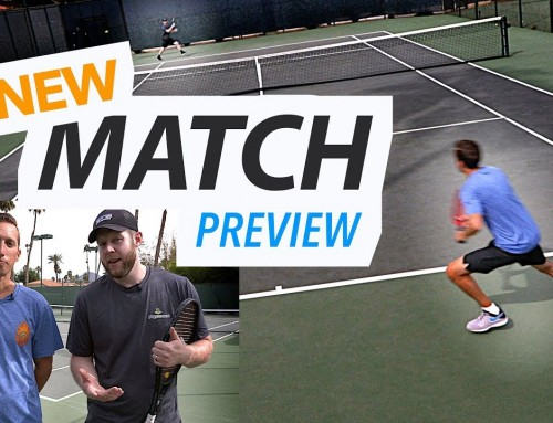 NEW Match Preview + Ultimate Tennis Resource