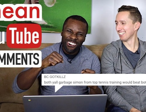 MEAN YouTube comments (Ian and Kevin reaction)