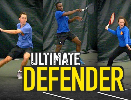The ULTIMATE Defender Game – competitive point play