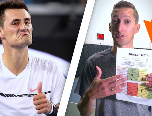 Why you lose to WORSE tennis players (plus the solution)