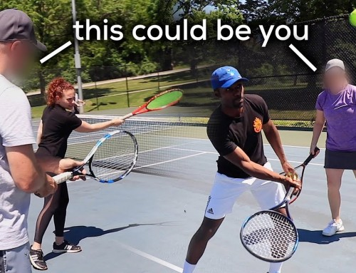 FREE 1-Day Tennis Clinic (and how to join)