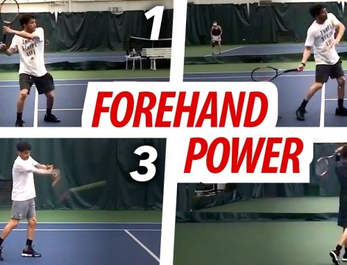 How To Transform Your Forehand For Power And Consistency – Step By Step!