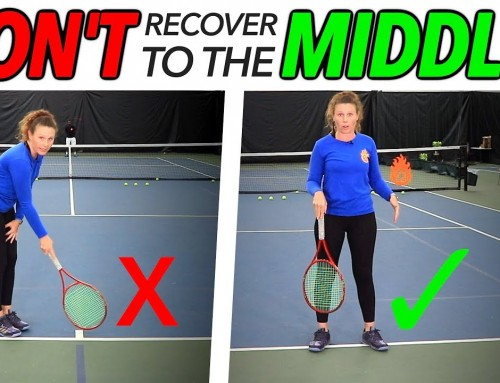 DON'T Recover to the Middle? – Singles & Doubles Strategy and Tactics