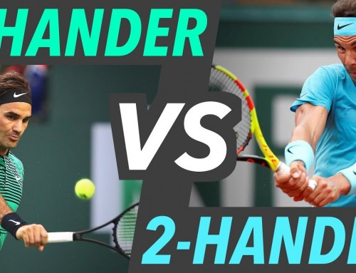 1-handed vs 2-handed Backhand: Which is BETTER?