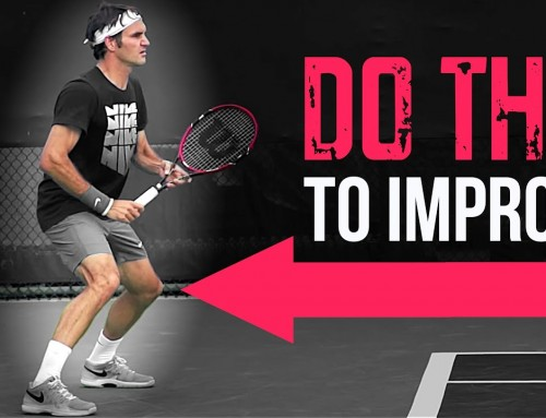 The EASIEST way to improve your tennis (that you're probably not doing)