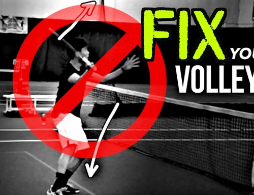 Why you CAN'T control your Volleys