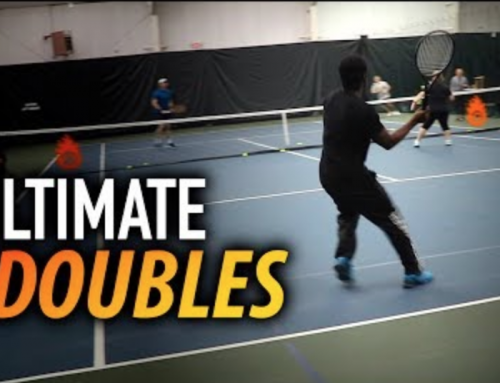 The ULTIMATE Doubles Experience (at our home court)