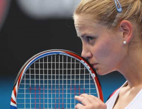 Conquering Nerves in Tennis (Part 2)