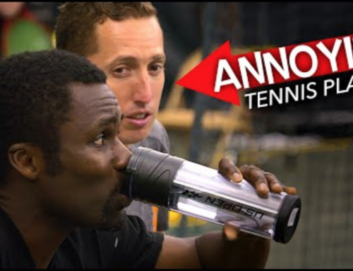 The 9 MOST Annoying Tennis Players EVER!