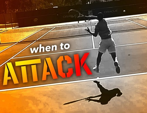When to ATTACK: tennis offense explained