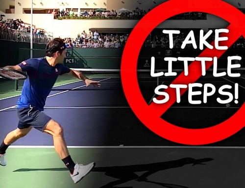Roger Federer – 3 FALSE Forehand Tips Exposed!