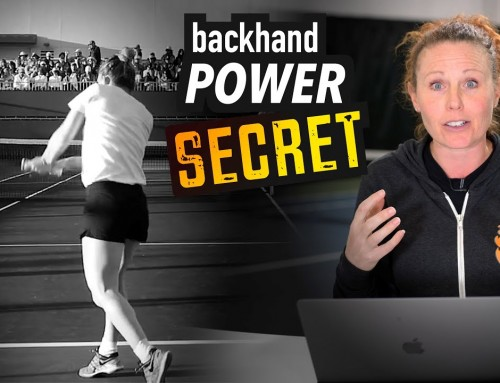 The SECRET to Backhand Power
