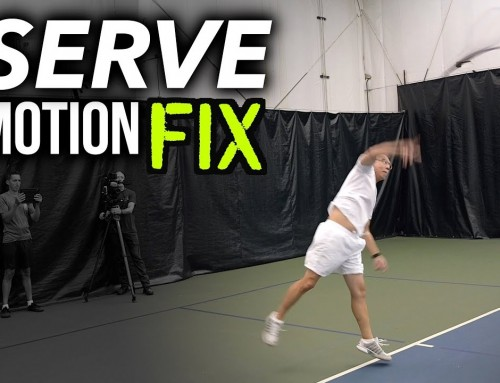 How to FIX Your Serve Motion