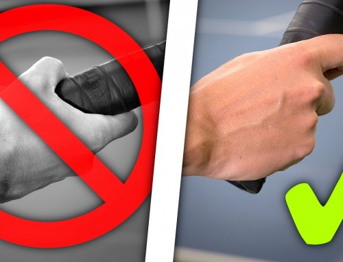 STOP using the wrong tennis grip!