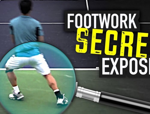 Tennis Footwork Secret EXPOSED