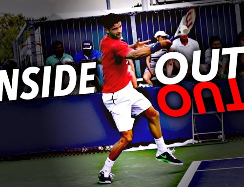 Inside-Out Forehand (the weak backhand FIX)