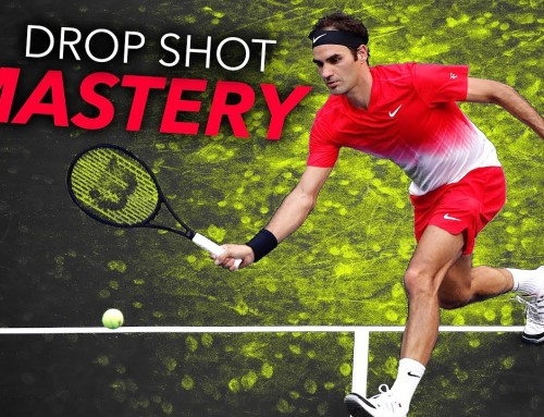 How to be a Drop Shot MASTER (tennis lesson)