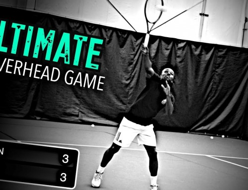 Ultimate LOB / OVERHEAD Doubles Tennis Game