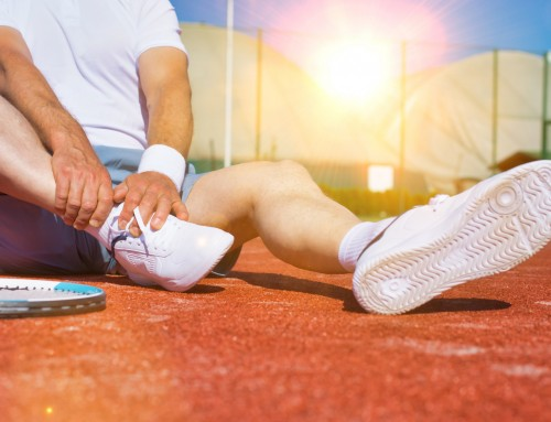 Defeating Tennis Injuries – Part 2 – Rehab