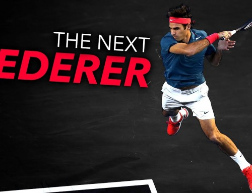 How to be the NEXT Roger Federer