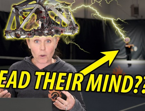 How to READ Your Opponent's MIND (tennis tactics)