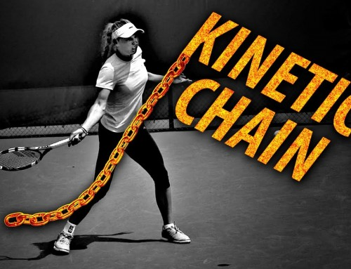 Forehand Kinetic Chain – Level DOESN'T Matter
