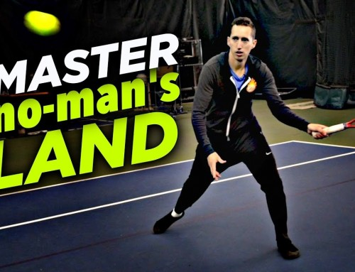 No Man's Land MASTERY – competitive tennis game