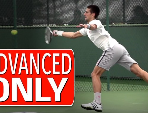 High-Performance Tennis Drills (Advanced Players ONLY)