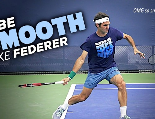 How to be SMOOTH like Roger Federer