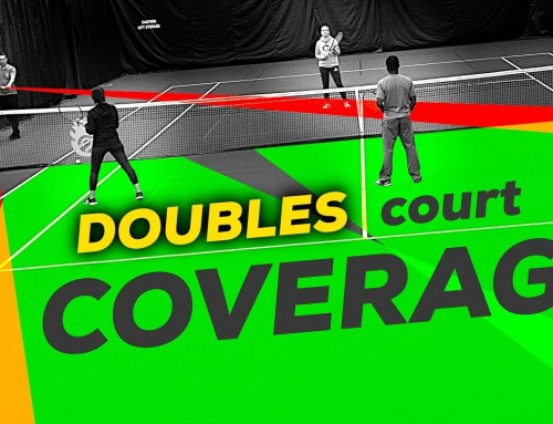ULTIMATE Doubles Court Coverage – tennis lesson