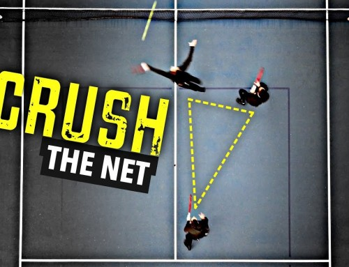 How to WIN Points at the Net (Doubles Positioning Secret)