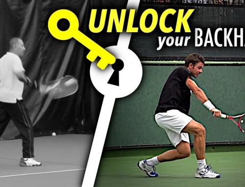 Unlock the hidden POWER of your One Handed Backhand