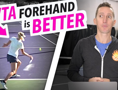 The WTA Forehand is BETTER (than ATP)