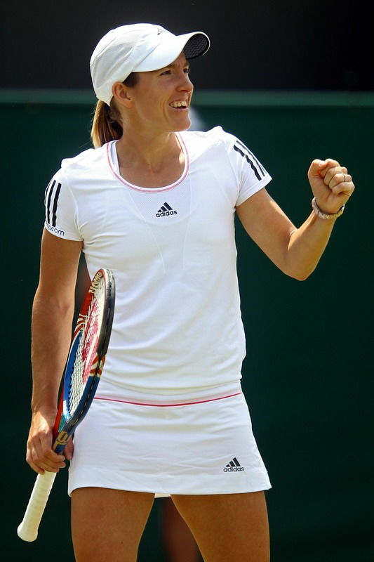 Justine henin breasts